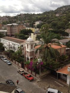 Iglesia El Carmen,Tegucigalpa  Honduras