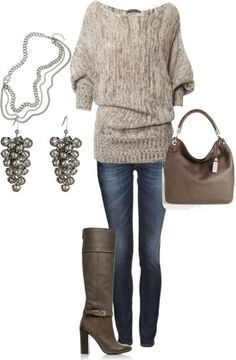 fall-and-winter-outfit-ideas-2017-2-2 50+ Cute Fall & Winter Outfit Ideas 2017