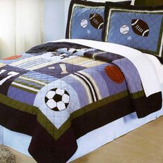 1000 Images About Boys Quilts On Pinterest Sports
