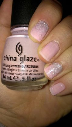 China Glaze-Diva Bride :))
