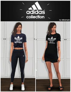 Sport collection part 2 at Elliesimple • Sims 4 Updates
