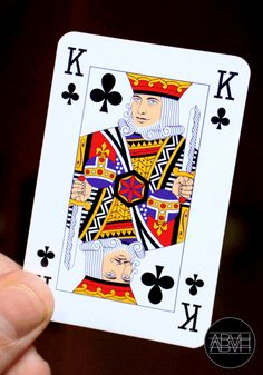 Animated GIF playing cards