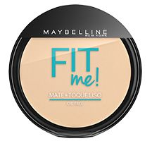FIT me - MAYBELLINE NY pó compacto