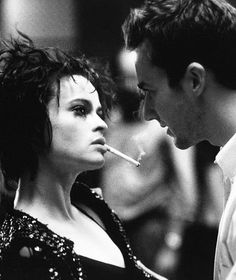 Fight Club (1999) - Edward Norton & Helena Bonham Carter
