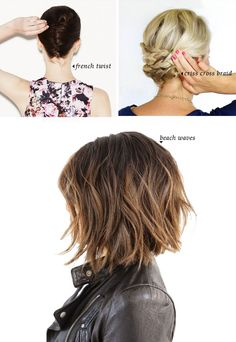 short hair, do care