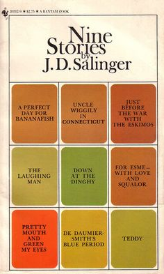 """Nine Stories"" by J.D. Salinger"