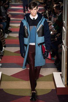 2015 F/W Paris 맨즈 컬렉션 Valentino