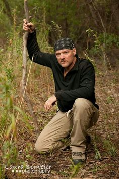 Filmmaker and survival expert Les Stroud returns to television with the same rules: no food, no shelter, no water, no tools and no camera crew. (Have been watching and learning for over 10 years. Am a huge fan!)  http://lesstroud.ca/survivorman