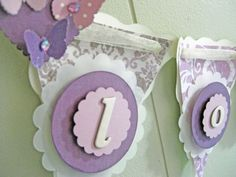LOVE YOU Butterfly Baby Shower Banner Girl by BeantownBabyCrafts, $30.00