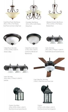 10 home lighting packages ideas