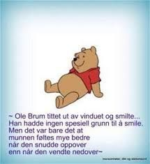 Bilderesultat for ole brumm sitat Art Quotes, Motivational Quotes, Funny Quotes, Inspirational Quotes, Cool Words, Wise Words, Quotes For Students, Inner Peace, Kids And Parenting