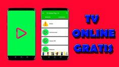 TV ONLINE PLAY 1.0 Smartphone, Play 1, Tv, Youtube, Games, Television Set, Tvs, Game, Youtubers