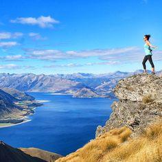 Isthmus Peak New Zealand Mount Aspiring National Park