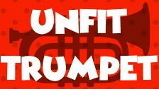 """Unfit Trumpet  My version of the utterly ridiculous """"Yakety Sax"""" style comedy brass polka type theme tune. Unrelenting laughs and total over-the-top trumpet and saxophone madness - lovely jubbly! The uncompressed download includes a seamlessly looping version for your convenience.  Download Uncompressed File"""