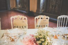 The sweet and cute gifts created for the children invited to the wedding