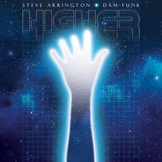 Funk-Disco-Soul-Groove-Rap: Steve Arrington & Dam-Funk - Galactic Funtionals