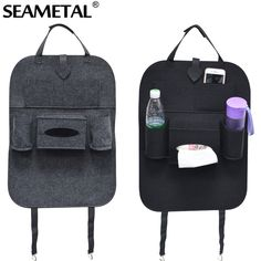Car Trunk Inner Storage Bag Mesh Net Bag Luggage Holder Organizer Pocket 25*35cm