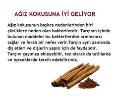 Ağız kokusu için; Tarçın. Massage Therapy, Homemade Beauty, Beauty Care, Vitamins, Medical, Vegetables, Healthy, Recipes, Food