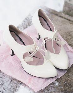 Minna Parikka Raquel white / Nelliina Feminine, Womens Fashion, Wedding, Collection, Shoes, Style, Creativity, Zapatos, Women's