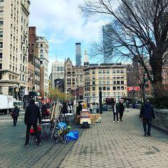 Union Square #newyork #ai