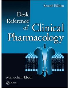 Desk Reference of Clinical Pharmacology 2nd Edition PDF
