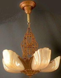 1930's Markel Lighting