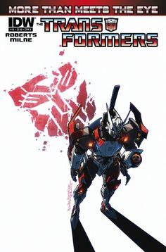 Transformers - More Than Meets the Eye #16 (Drift) by Alex Milne a.k.a. Markerguru