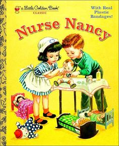 Playing doctors and nurses
