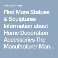 Find More Statues & Sculptures Information about Home Decoration Accessories The Manufacturer Manual Resin Crafts Wall Mural  escultura sculpture buddha statue rhinoceros head,High Quality head head,China head statue Suppliers, Cheap head sculpture from Wooden box / crafts Store on Aliexpress.com
