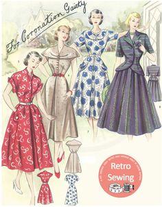 The Haslam System of Dressmaking No. 23 Coronation Edition