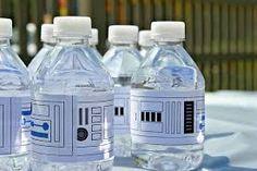 Risultati immagini per star wars bottle