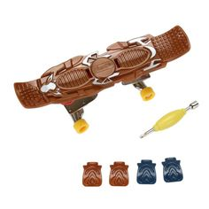Random Delivery!!! FingerBoard Mini Finger Boards With Retail Box Skate Trucks Finger Skateboard for Kid Toys Children Gift