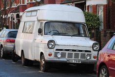 Classic Campers, Ford Classic Cars, Ford Transit Camper, Old Campers, Car Ford, Mk1, Campervan, Motorhome, Caravan