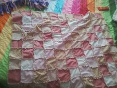 Do Everything Pinterest: Rag Quilt