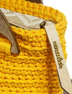Matoohandmade City yellow Crochet Bags, Picnic, Yellow, City, Crochet Purses, Crochet Clutch Bags, Picnics, Cities, Crocheted Bags