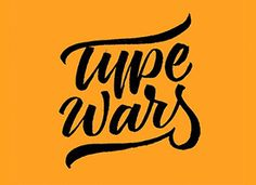 The force is strong with Thiago Bellotti's typographic wars