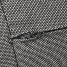 IKEA - SOLLERÖN modular sofa, outdoor with footstool dark gray, Outdoor Stools, Outdoor Cushions, Cushions On Sofa, Outdoor Seating, Outdoor Decor, Modular Corner Sofa, Modular Sofa, Furniture Top View, Sofa Furniture
