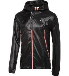 Lite Hooded Wind Jacket