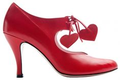 Raquel Red Nappa   Shoe Designer Minna Parikka - Official Online Boutique