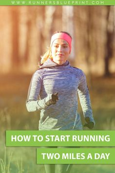 Looking for a simple fitness goal that can help you lose weight, improve endurance, and improve overall health (without pain or injury)? Then you should give running two miles a day a try. Here's the truth: Running a relatively short distance every day is an awesome way to build the exercise habit and get all the major benefits of running without the downsides. You Fitness, Fitness Goals, Fitness Tips, Running For Beginners, How To Start Running, Running Streak, 170 Pounds, Lose Weight Running, Benefits Of Running