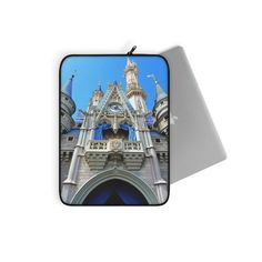 Items similar to Disney castle Laptop Sleeve on Etsy World Photo, Laptop Sleeves, Marketing And Advertising, Handmade Items, Etsy Shop, Gray, Trending Outfits, School, Unique Jewelry