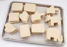 Basic Sugar Cookie Recipe