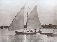 Norfolk Broads Latineer   http://www.classicboat.co.uk/wp-content/uploads/2011/03/Maria7of9.jpg