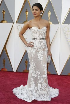 That dress! Favorite look from the Oscars 2016.