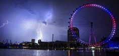 Love this image of the thunderstorm last night :)