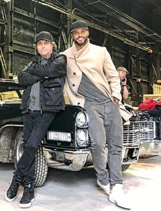 Ricky Whittle, Whittling, Winter Jackets, Coat, Fashion, Sewing Coat, Moda, Wood Carving, Winter Vest Outfits