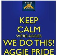 Aggie Pride at NCAT