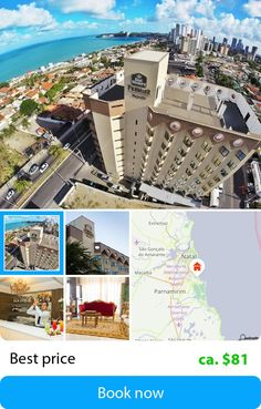 Best Western Premier Majestic Ponta Negra Beach (Natal, Brazil) – Book this hotel at the cheapest price on sefibo.