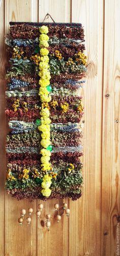 Купить Дорожка из трав с лавандой - оливковый, русский стиль, русская традиция, славянский оберег