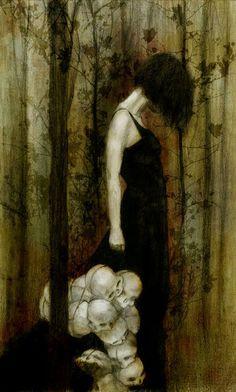 The Witch, by Beatriz Martin Vidal